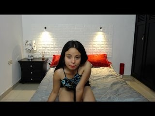 leonacute young cam girl doing it solo, pleasuring her little pussy live on webcam